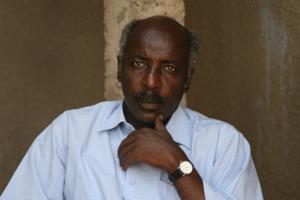 ADAM ALI SHOGAR je glavni koordinator SLA in veliko upanje za civilno družbo v Darfurju