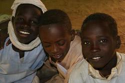 V begunskem taborišču Kariari nima niti en otrok šolskih knjig